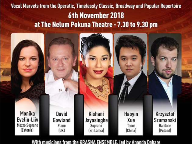 The Colombo Opera Festival Gala Concert
