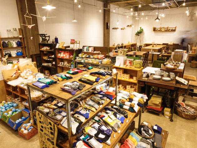 100 Best Shops In Tokyo Shopping Time Out Tokyo
