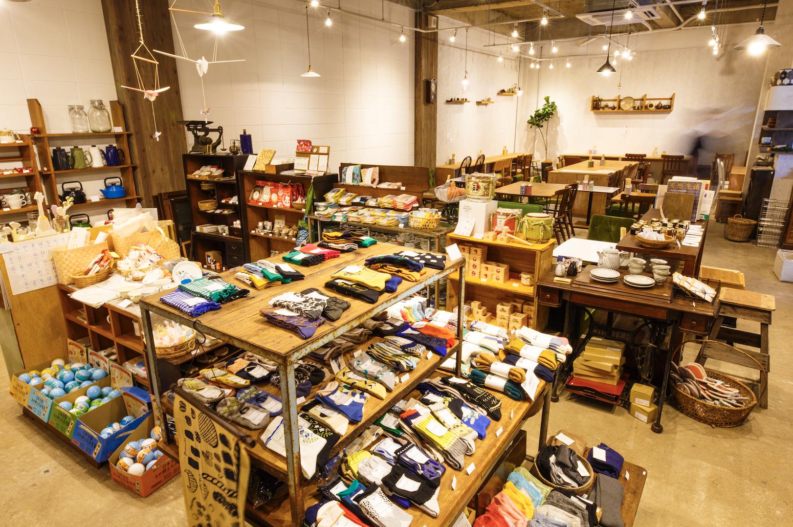eabdb1829 100 best shops in Tokyo