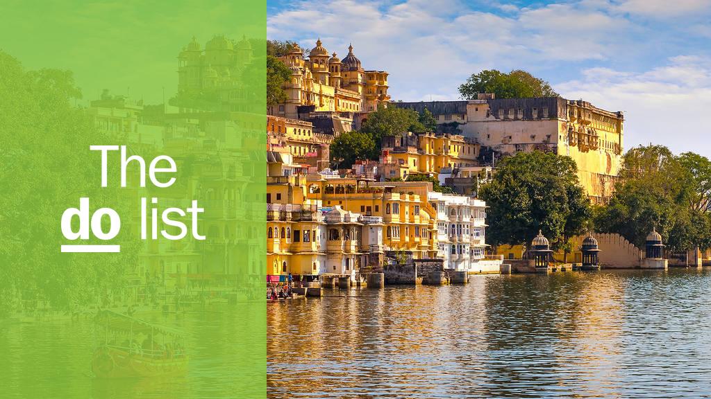 The 12 best things to do in Udaipur
