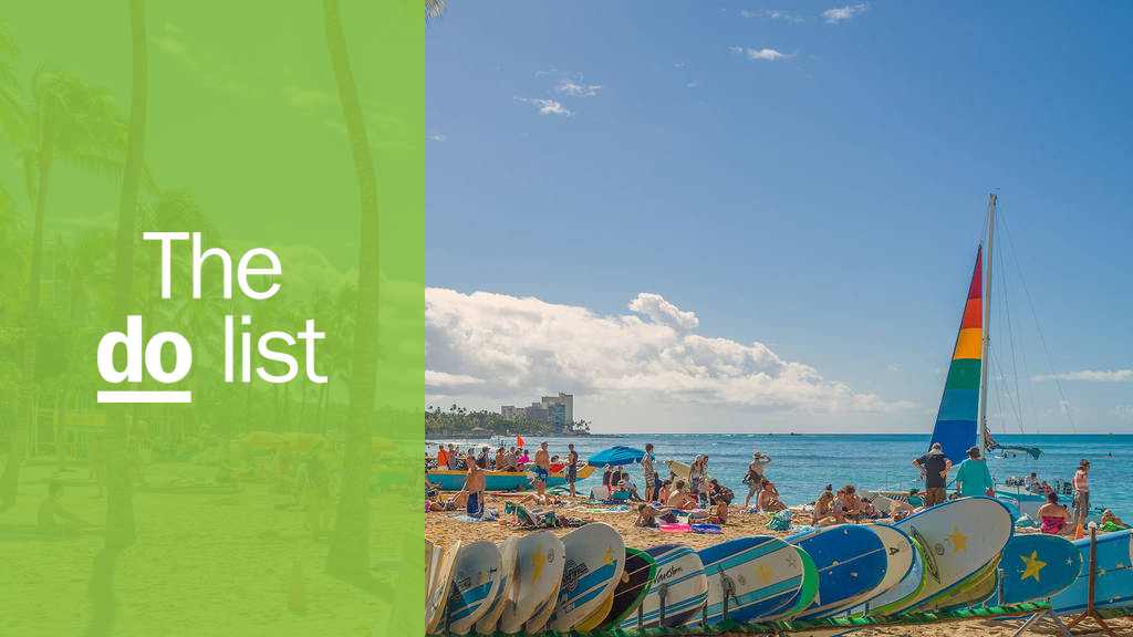 The 11 best things to do Waikiki