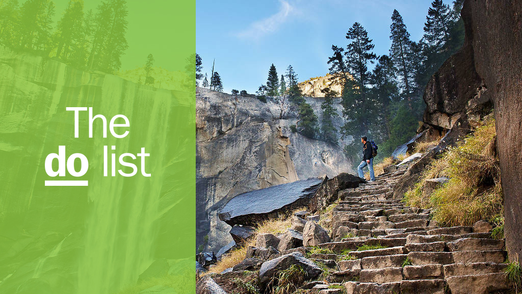 The 14 best things to do in Yosemite