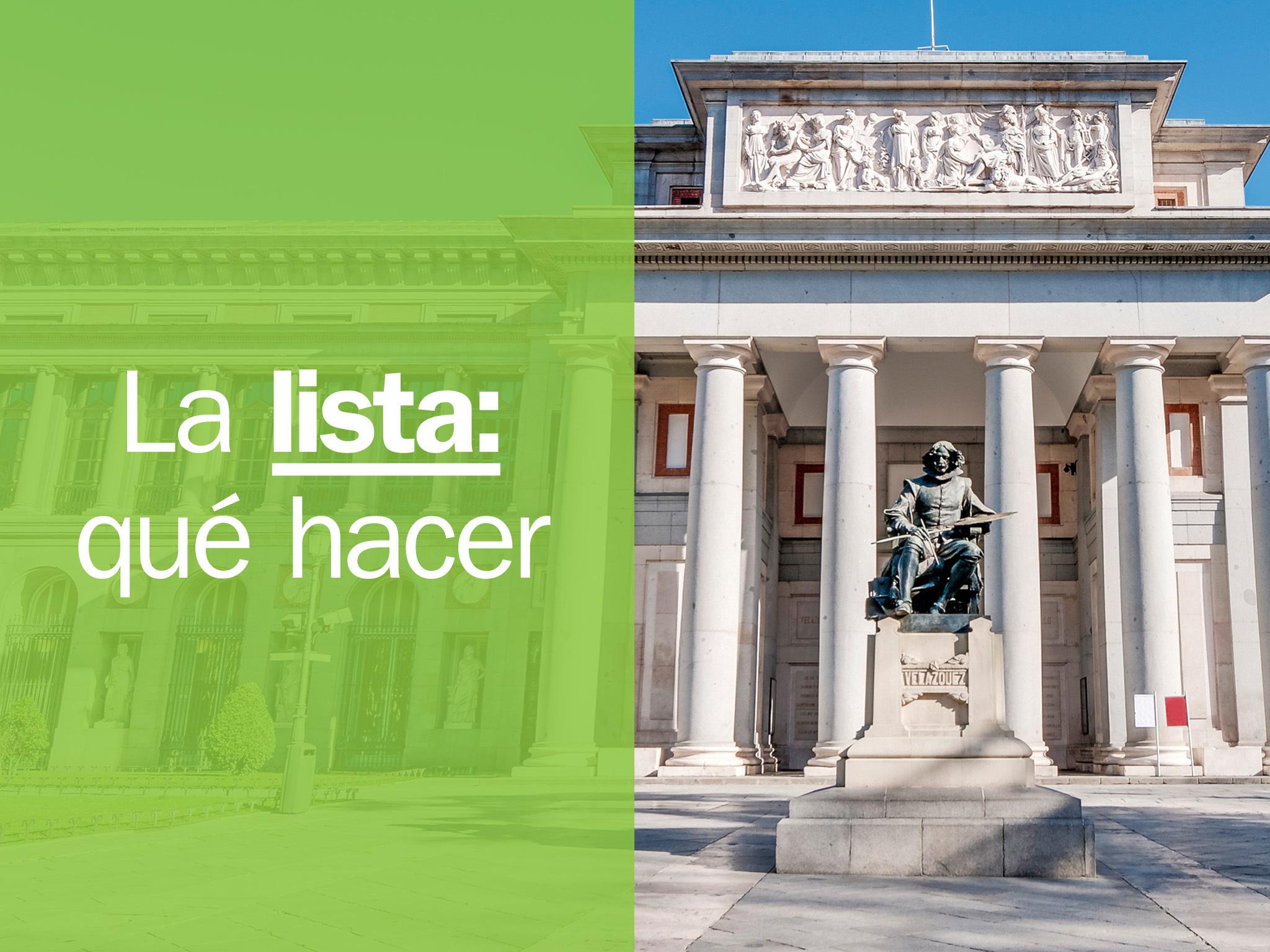 56 cosas que hacer en Madrid