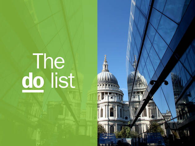 The do list London 2018