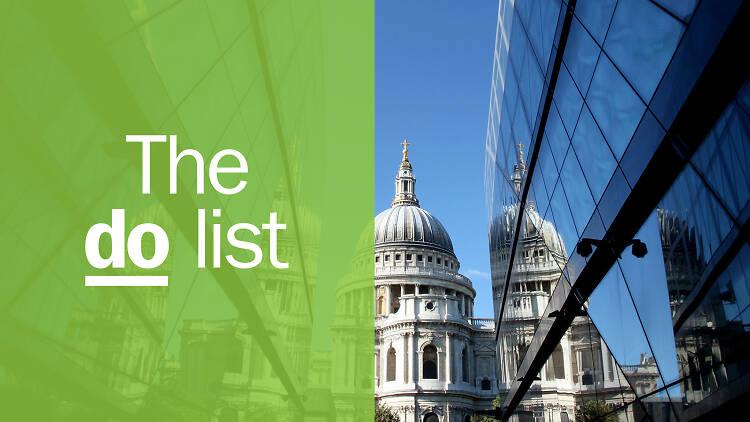 The do list London 2018