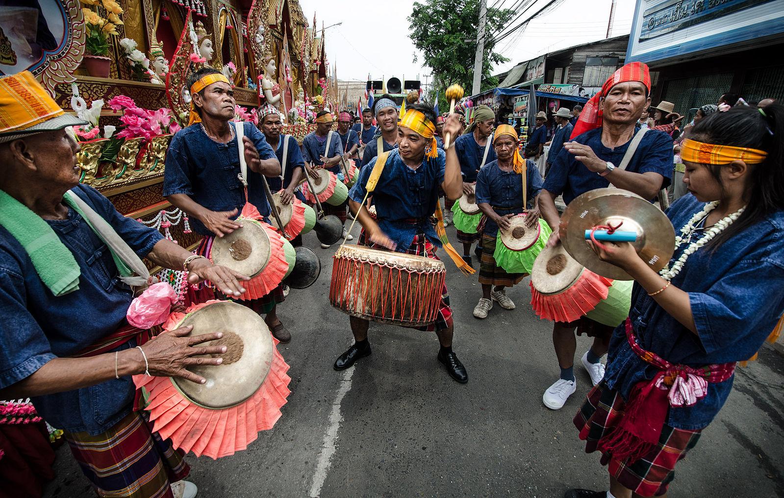 Rocket Festival, Thailand