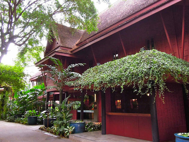 Jim Thompson House Museum, Bangkok