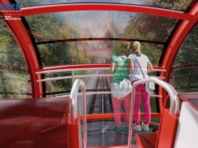 Ja hi ha data perquè el funicular Cuca de Llum escali el Tibidabo