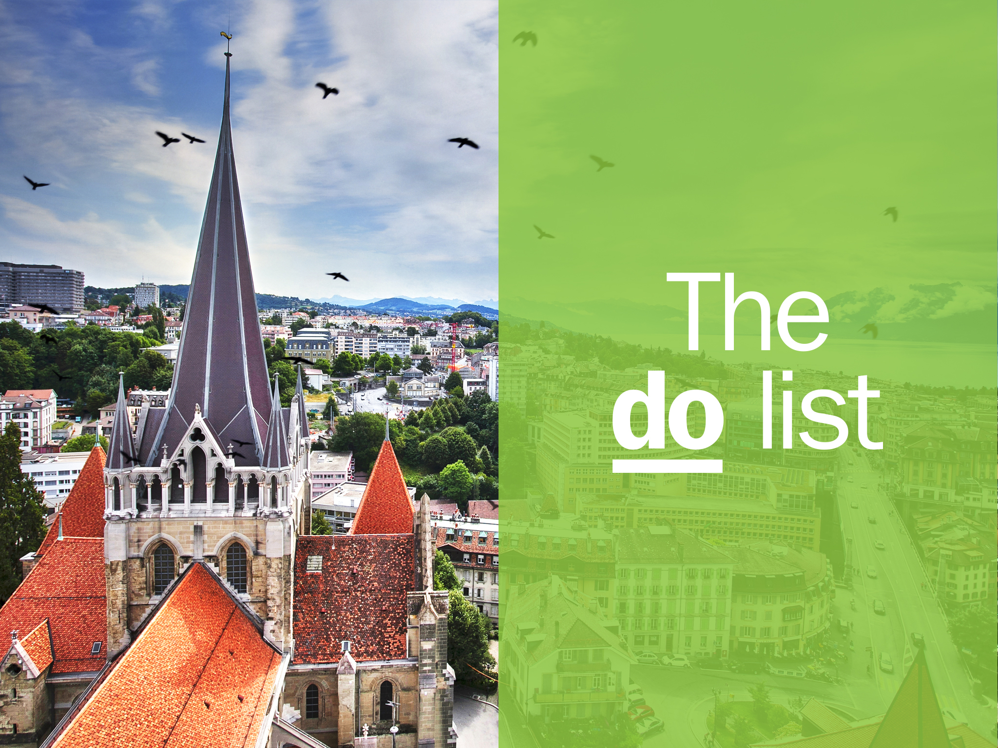 17 great things to do in Lausanne
