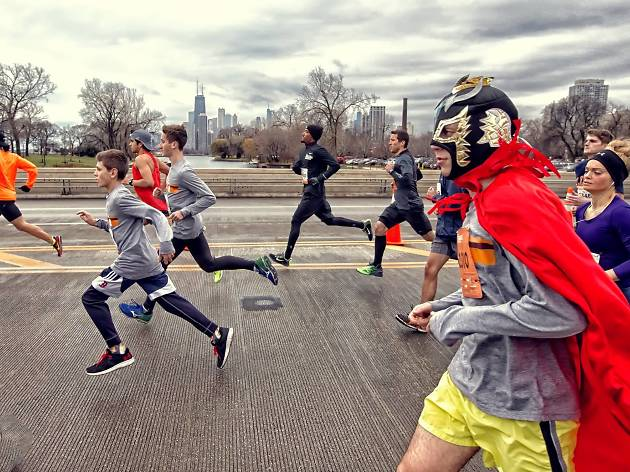 Turkey Trot Chicago