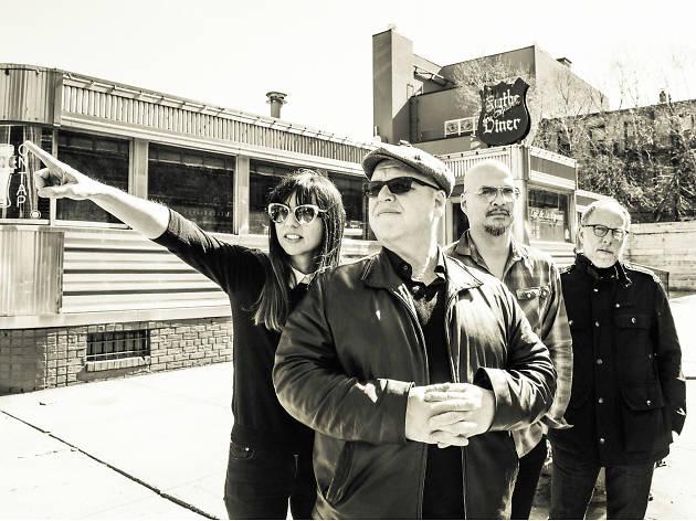 Pixies vuelve a la CDMX