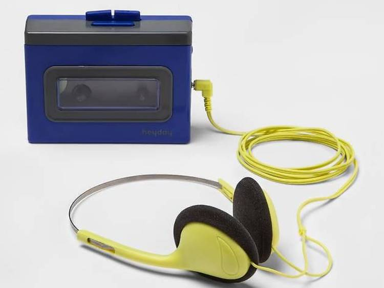 Portable Casette Player