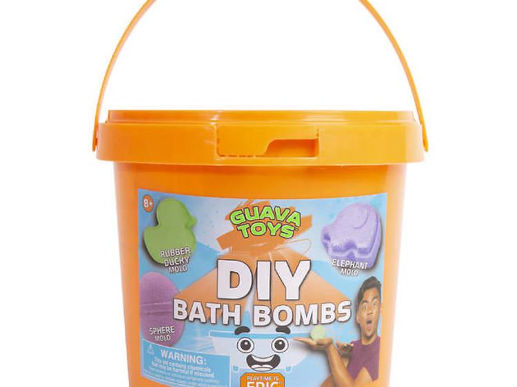 Guava Toys DIY Bath Bomb Kit