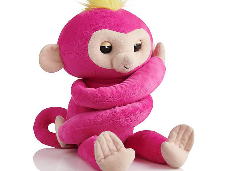 Fingerlings HUGS Plush Monkey