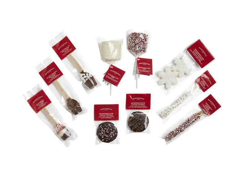 Wondershop Stocking Stuffers Stir Sticks, Chocolate Dipped Cookie Stirrers