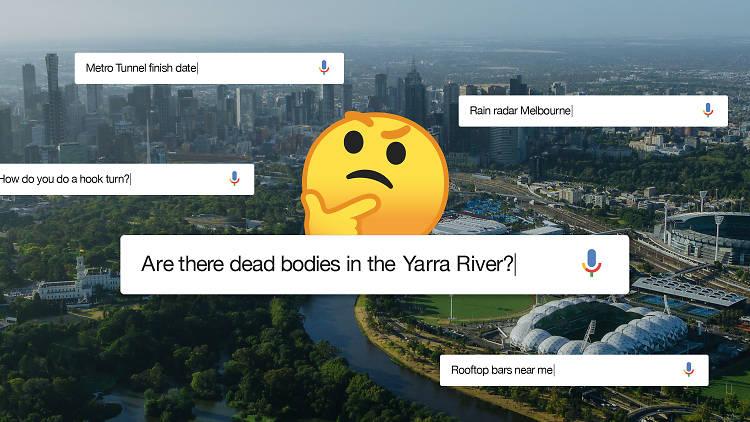 Things Melburnians Google