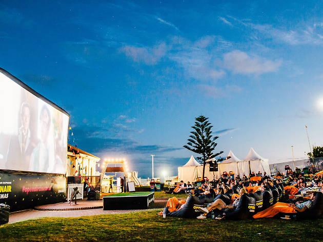 American Express Openair Cinemas Melbourne