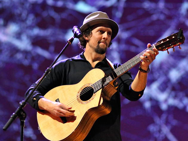 Jason Mraz is returning to Hong Kong with two shows in May