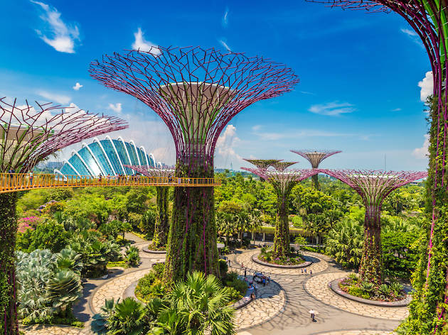 gardens by the bay, do list
