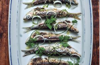Sardines de Can Sardi