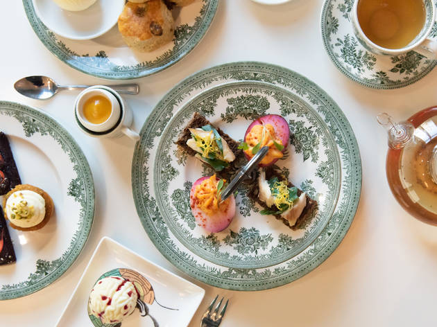 Win a three-course dinner for four people at Wellcome Kitchen