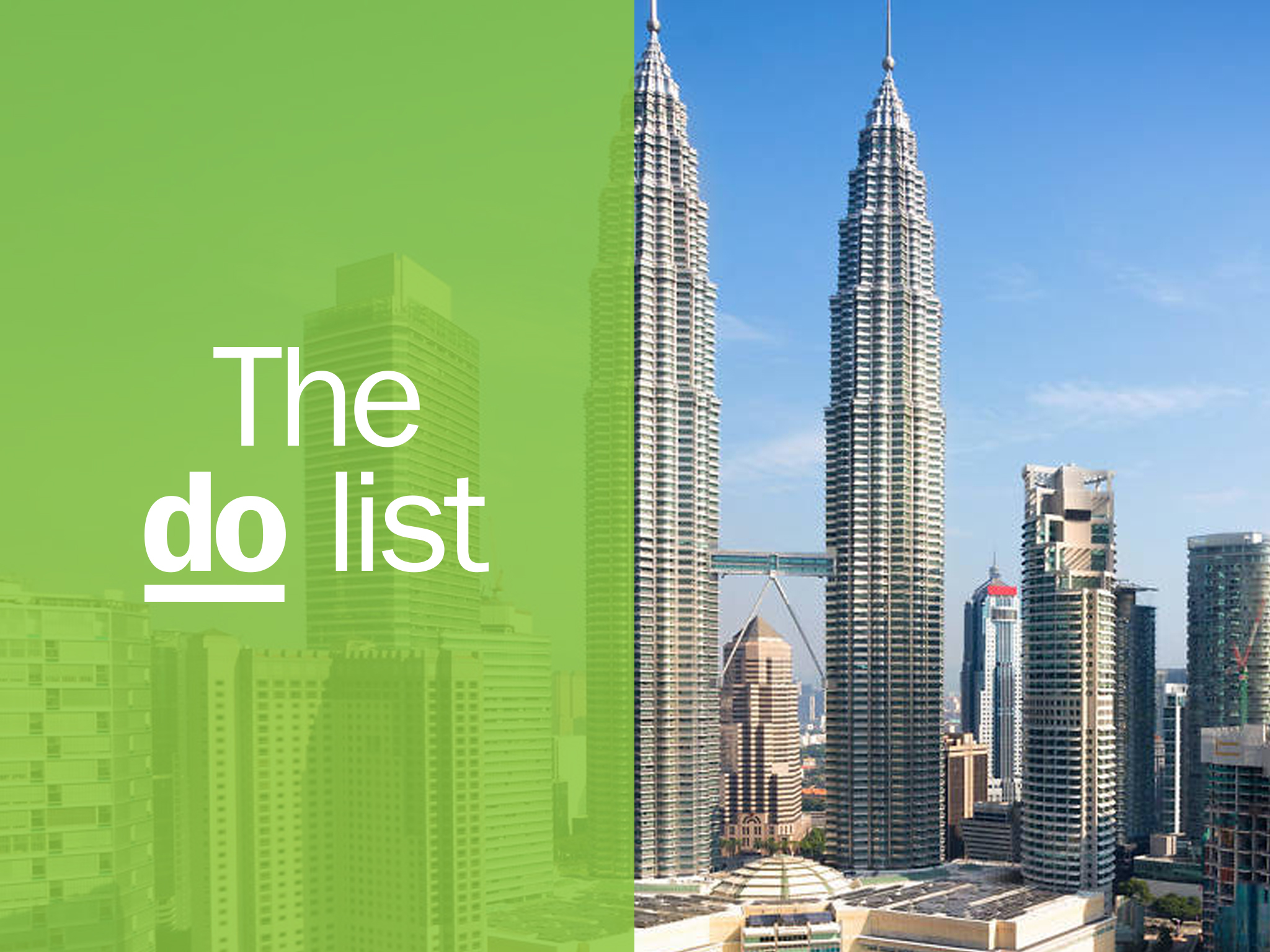 27 things to do in KL