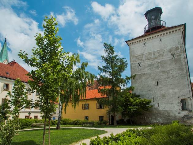 Lotrščak Tower