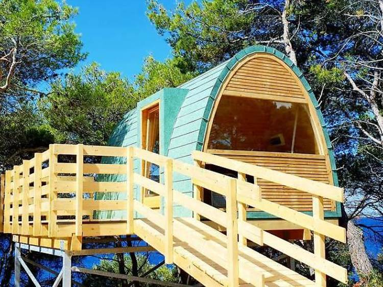 Obonjan Treehouse