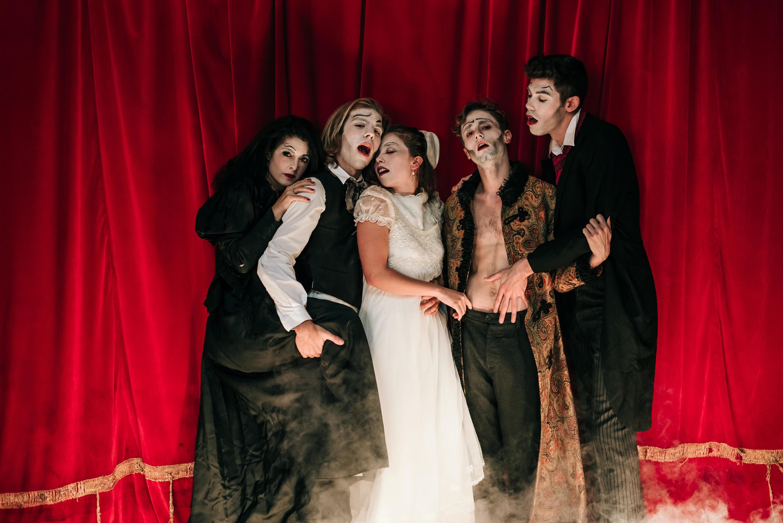 Poe. El cabaret macabre