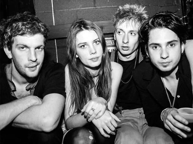 Música, Indie, Rock, Wolf Alice