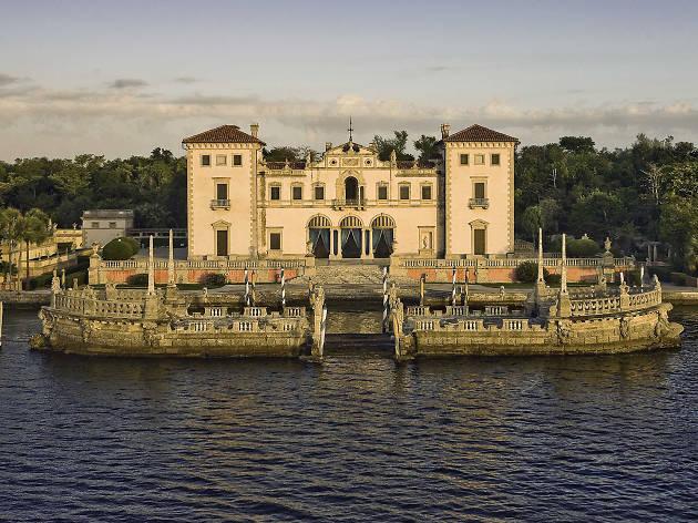 Vizcaya  - Do List homepage