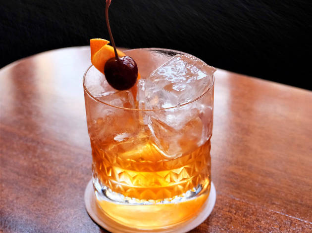 Lucky in Kentucky old fashioned The Mulwray