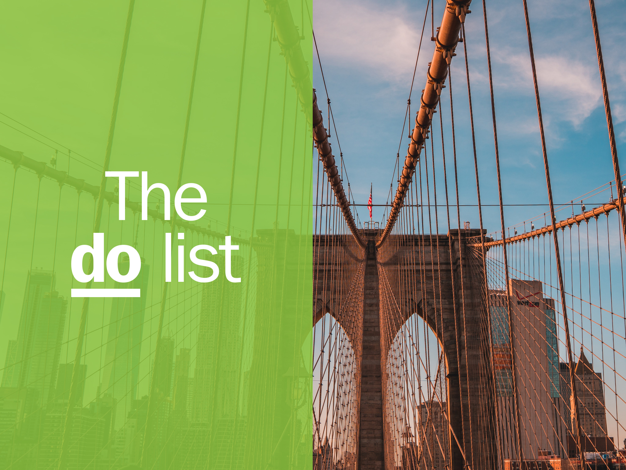 101 best things to do in NYC