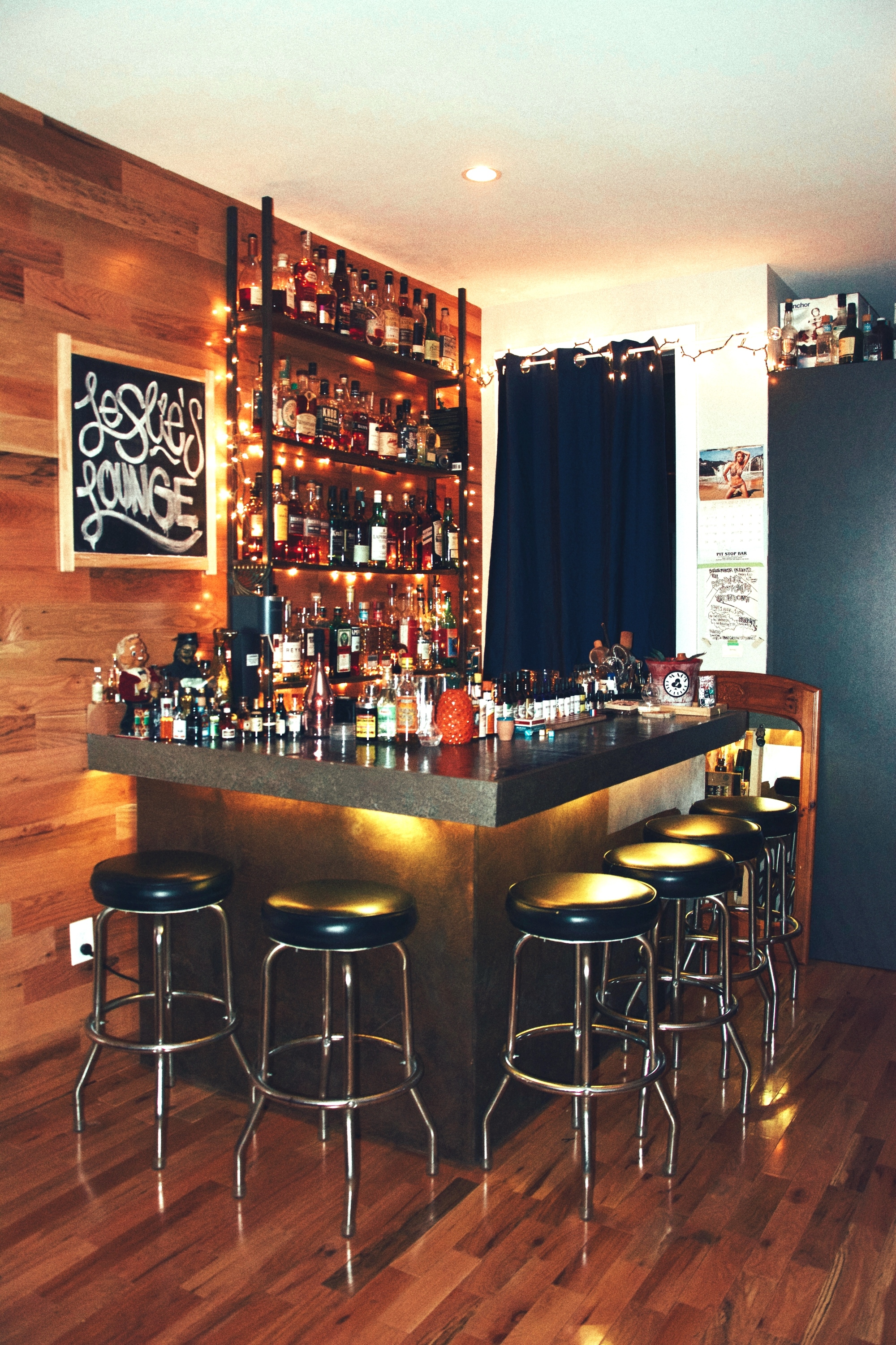 Four Totally Awesome Nyc Home Bars