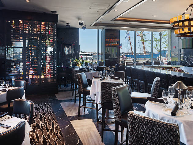 Mastro S Ocean Club Boston Restaurants In Seaport