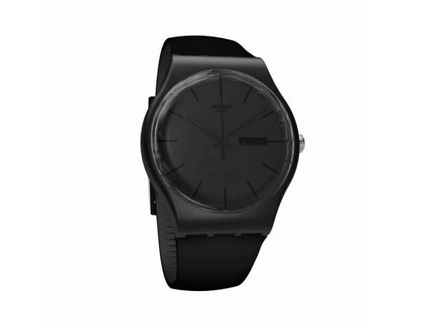 Black Rebel Swatch