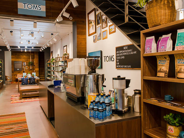 Toms Little Collins Street Store
