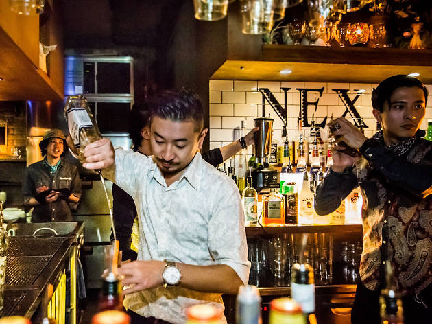 Best cheap bars in Tokyo
