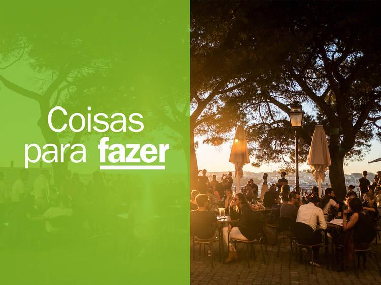 40 Coisas Incríveis Para Fazer em Lisboa