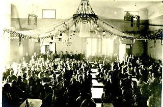 Teixidors a mà, 1916