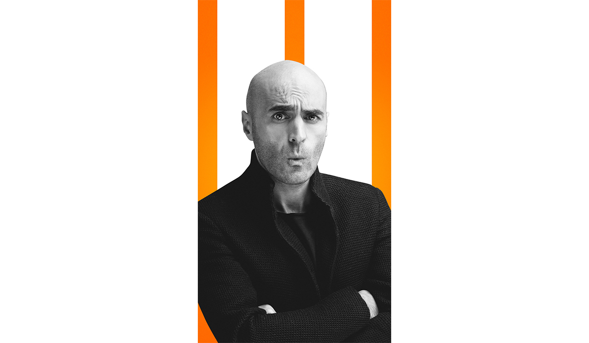 Alper Kul, 'Alper yine Hamileyim' performansıyla İstanbul Komedi Festivali'nde