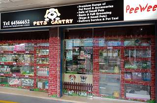 Pets' Gantry
