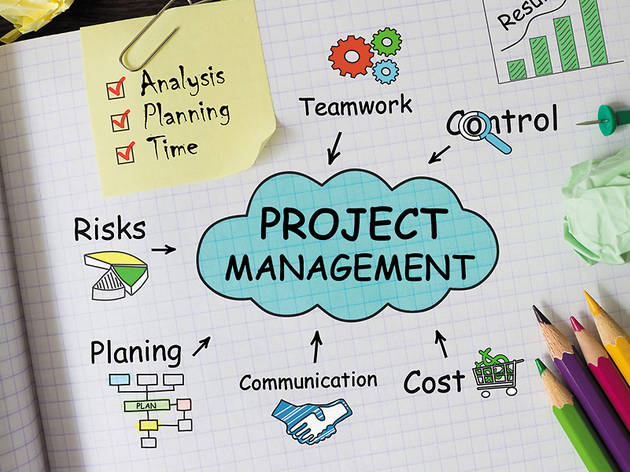 An accredited project management course