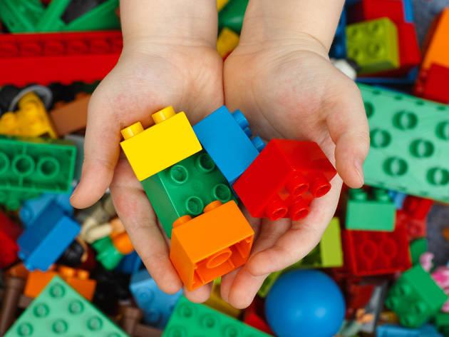 Abre la primera tienda de Lego en Barcelona