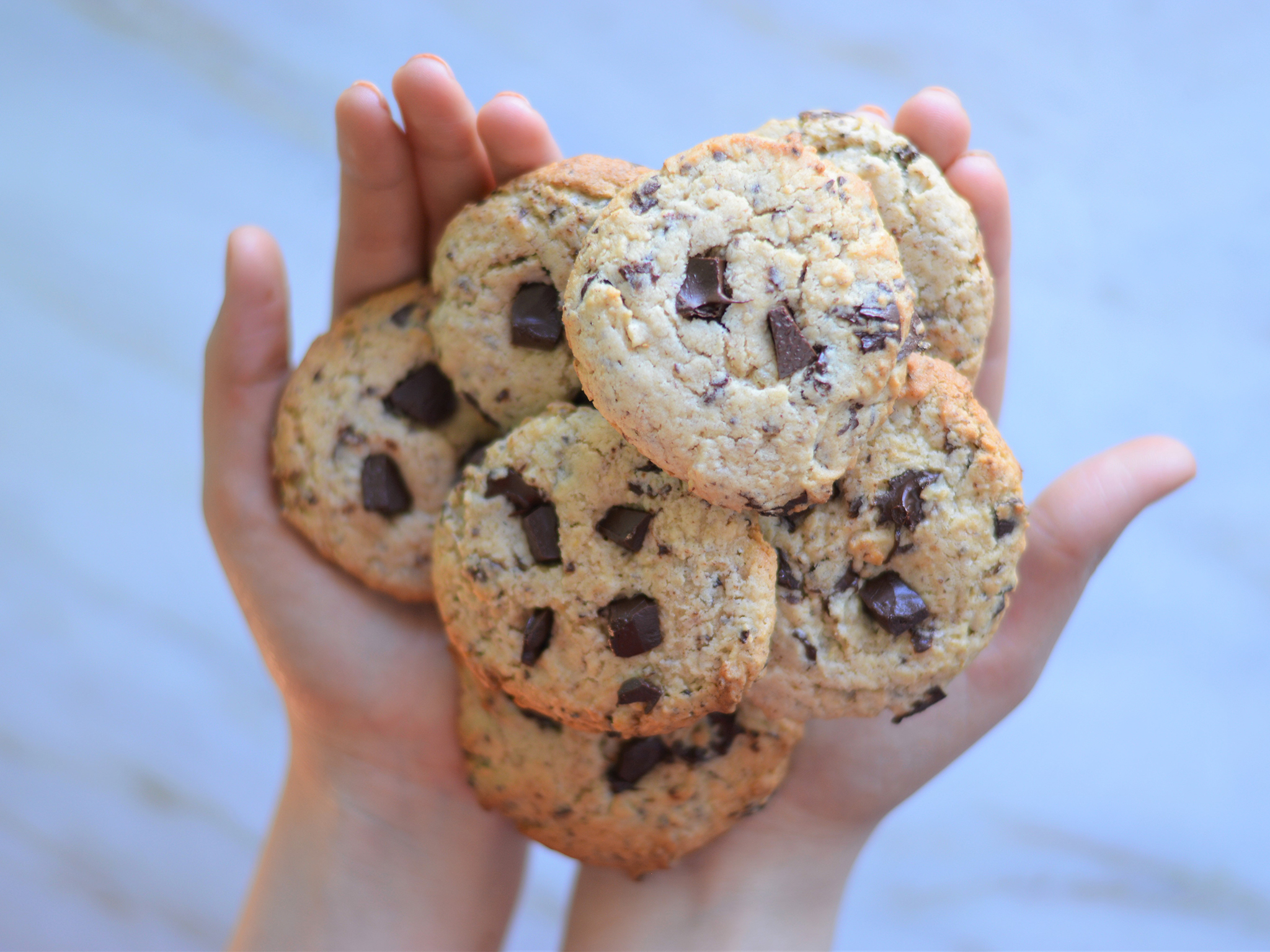 Masterkids: Cookies Americanas
