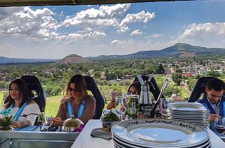 Dinner in the Sky México