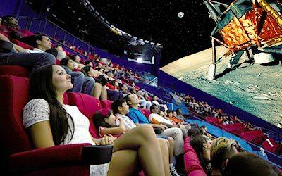 Omni-Theatre: Space Next – 3D