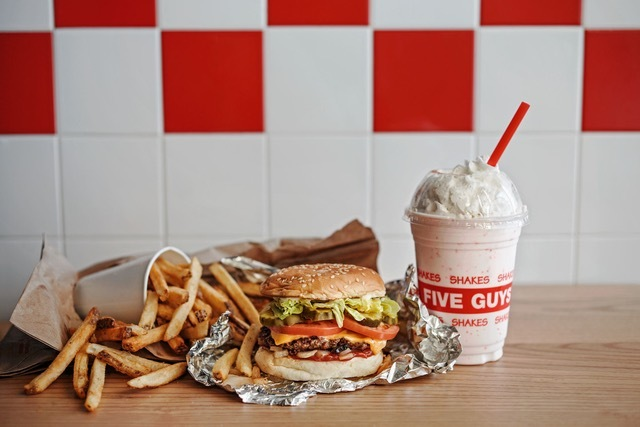 Five Guys finally opens its first Hong Kong location this month
