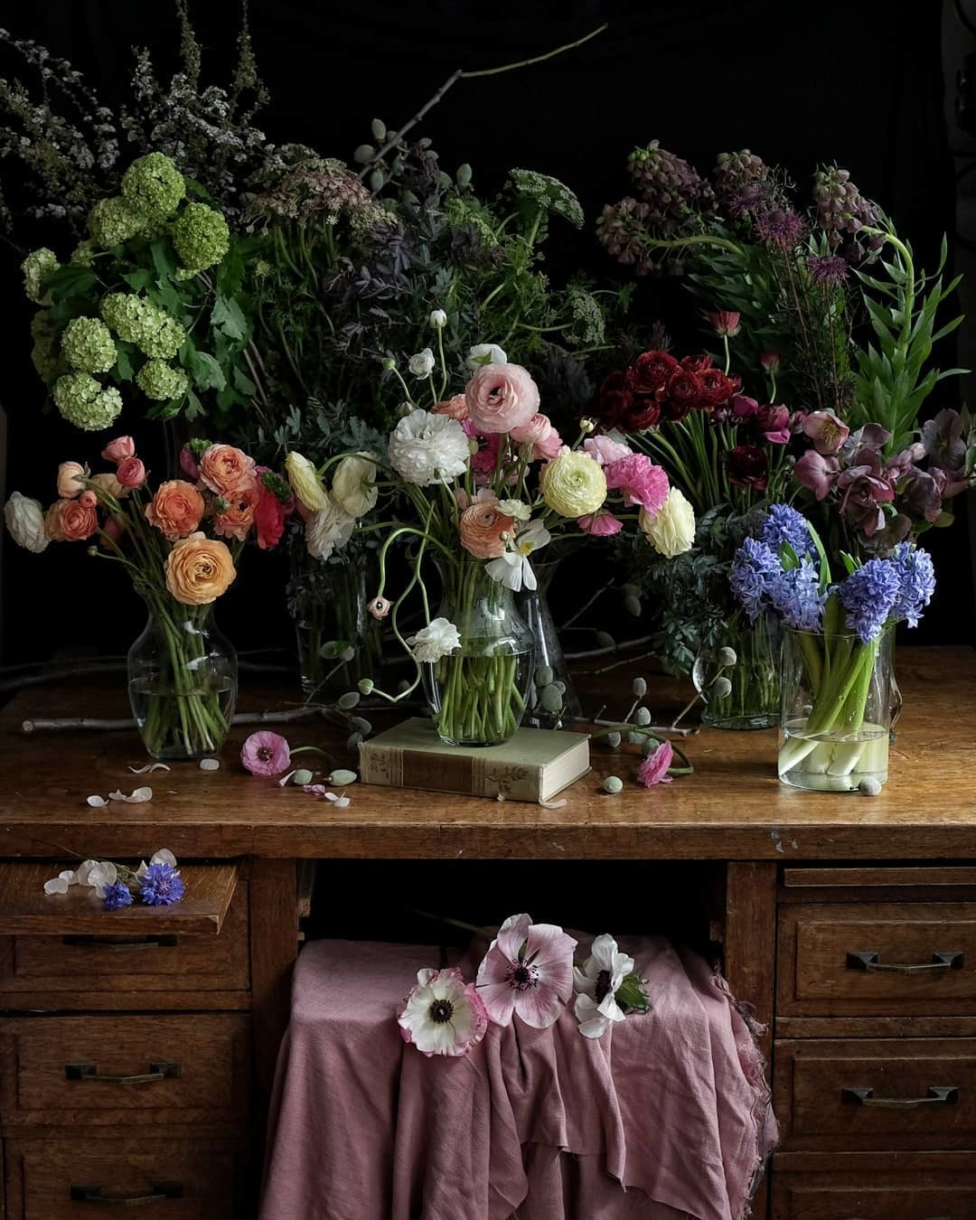 Ask A French Flowers