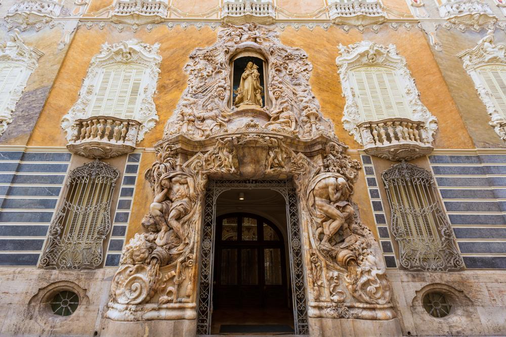 Museo Nacional de Cerámica y Artes Suntuarias González Martí